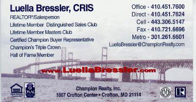 Luella Bressler
