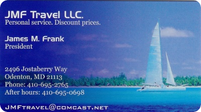 JMF Travel