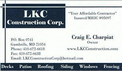 LKC Construction